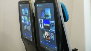 21 inch airline screens are being proposed for passengers flying economy class.